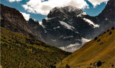 Tajikistan Travel, Fann mountains, Chimtarga