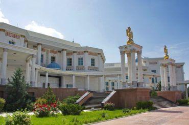 Ashgabat historical museum-Turkmenistan