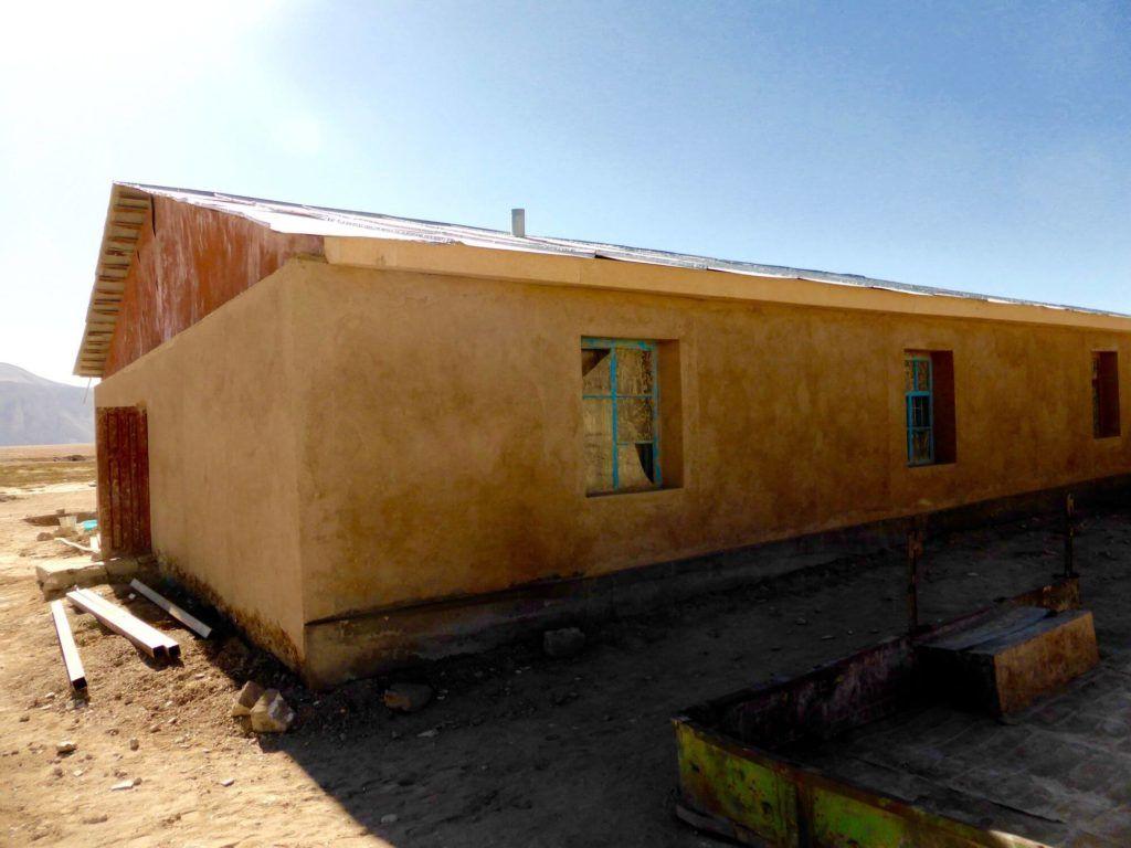 Bulunkul Village school