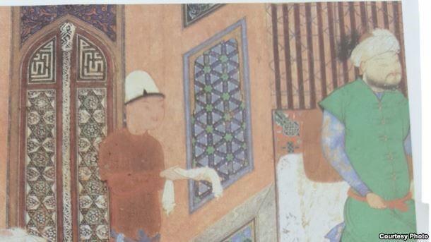 Mughal empire kalpak