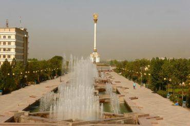 Dushanbe Tajikistan capital city guide tour