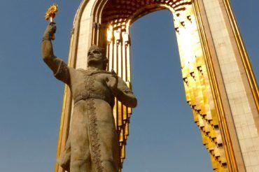 Ismail Somoni Samanid dynasty, tajikistan points of interest