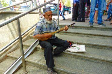 Dushanbe musician- tajikistan music