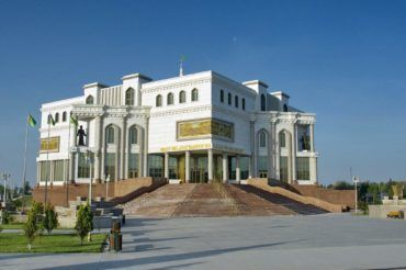 Mary historical museum - Turkmenistan