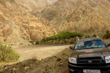 Pamir Highway - Tajikistan jeep tour