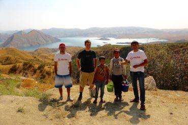 Kalpak Travel Nurek - Tajikistan roundtrip
