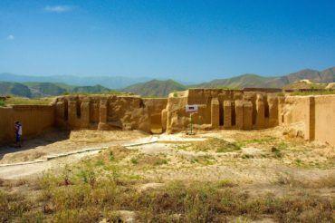 Nissa ruins Turkmenistan