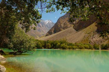 Trekking Tajikistan Jisew outdoor active tour