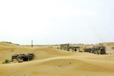 Kyzylkum desert - Turkmenistan