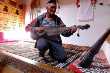 Pamiri musician-tajikistan music