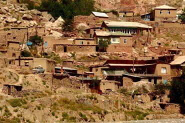 Village - Tajikistan travel