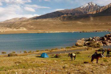 Camping Pamir - Tajikistan tour central asia travel