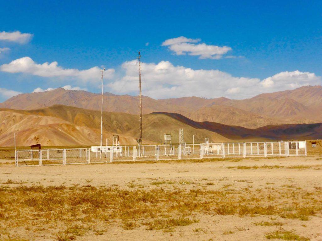 Bulunkul, Meteorological Station
