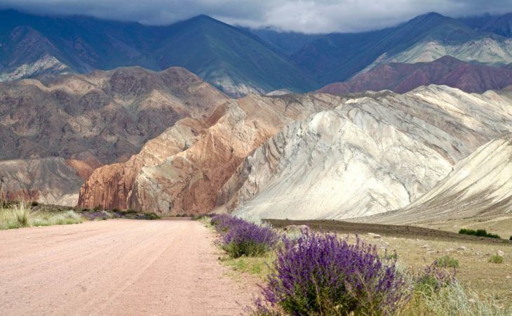 Nature Naryn region Kyrgyzstan tour travel