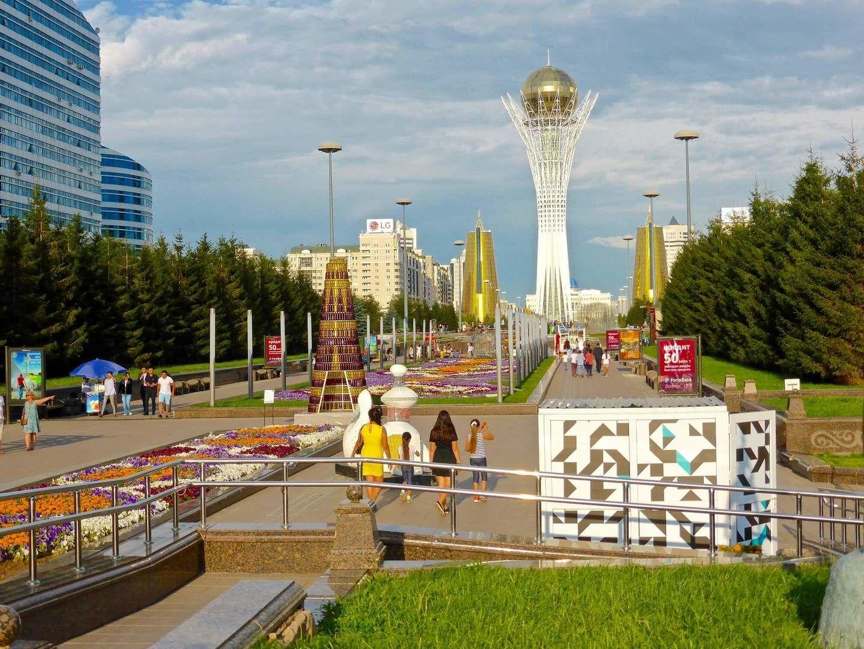 Astana, Baiterek
