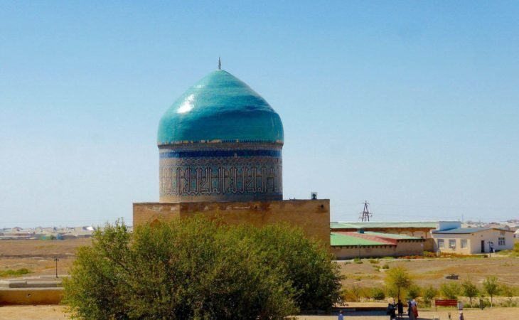 Turkistan-Kazakhstan-tourism highlights