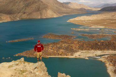 Yashilkul Pamir mountains trekking tour tajikistan
