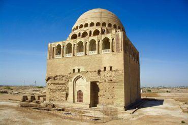 Merv sultan sandzhar mausoleum - Turkmenistan
