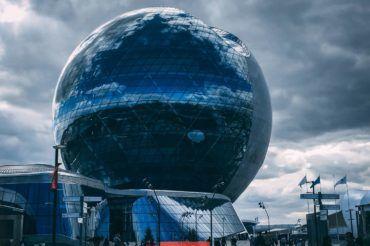 Astana, Expo, Kazakhstan