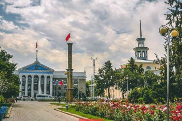 Bishkek highlights
