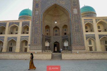 Uzbekistan, Bukhara mosque
