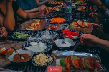 Uzbekistan food, cuisine, restaurant, cafe