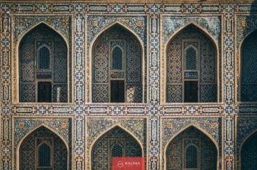 Uzbekistan, Islamic Architecture