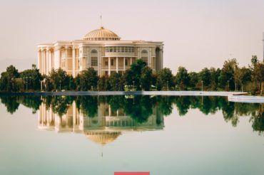 Dushanbe Palace, Tajikistan