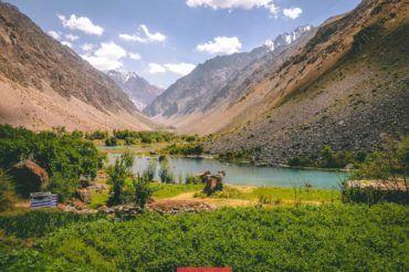 Jisev, Geizev trekking tour, Tajikistan