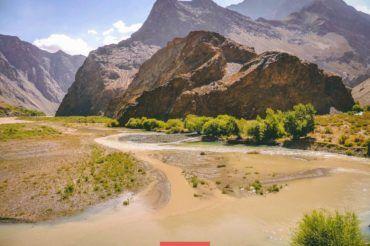 Tajikistan Pamir Highway Tour