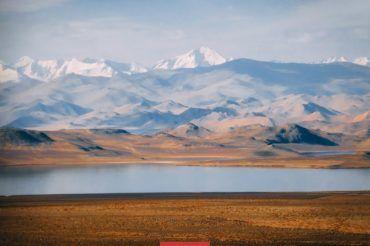 Karakul lake, Tajikistan