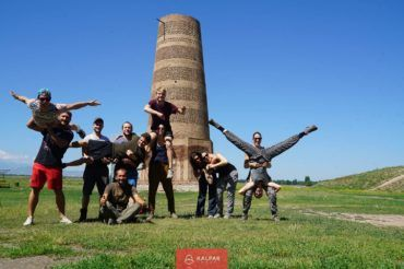 Kyrgyzstan small group tour