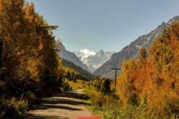 Kyrgyzstan tour-autumn