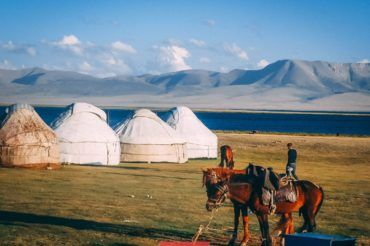 Kyrgyzstan travel adventure