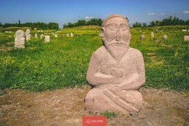 Kyrgyzstan travel, balbal