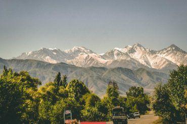 Kyrgyzstan trip