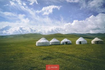 Kyrgyzstan yurt stay experience