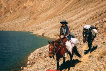 Pamir Highway horse riding tour