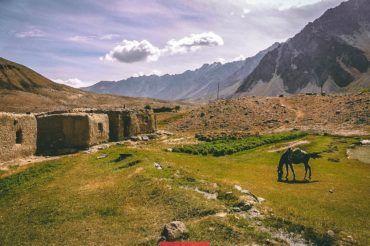 Pamir Highway trekking tour