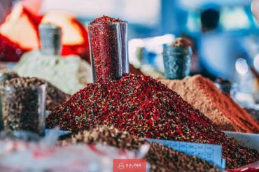 Central Asia spices