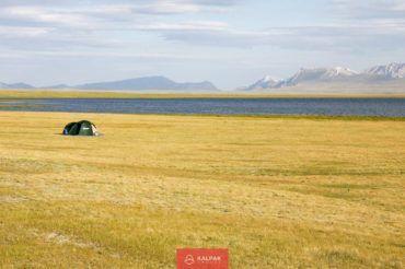 Son Kul camping, Kyrgyzstan