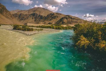 Tajikistan Rivers