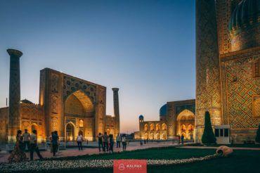 Uzbekistan, Registan