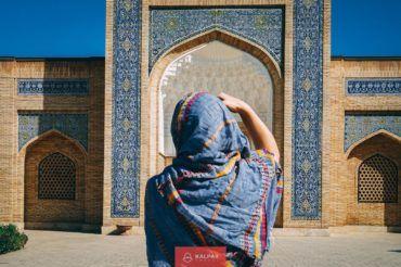 Uzbekistan, 1001 nights, girl