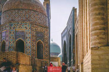 Uzbekistan sightseeing