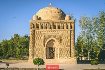 Uzbekistan, earliest architecture, Bukhara