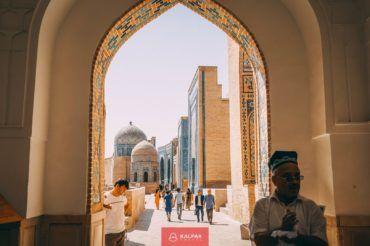 Uzbekistan travel, Samarkand