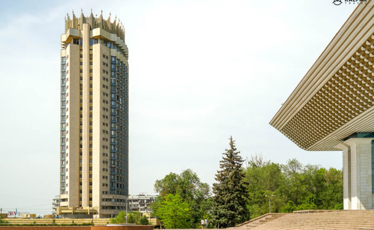 Crown house Kazakhstan