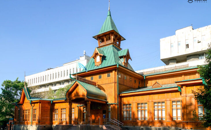 Almaty museum