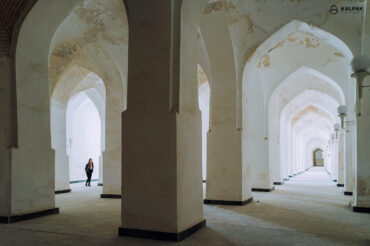 Arches in Bukhara